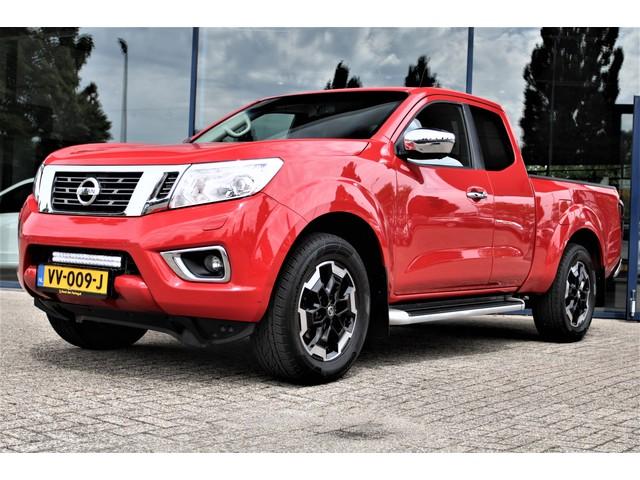 Nissan Navara 2.3 DCI TEKNA KING CAB | 360° CAMERA | LEDER | XENON | NAVI | TREKHAAK