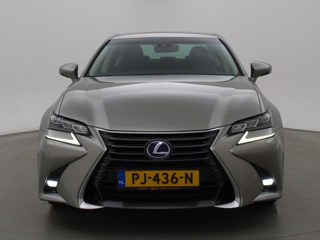 Lexus GS 450h LUXURY LINE + STOELVENTILATIE   LED   LEDER   CAMERA