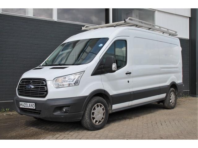 Ford Transit 330 2.0 TDCI 130PK L3H2 - Airco - Cruise - PDC - € 13.950,- Ex.