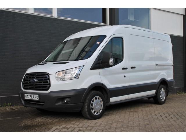 Ford Transit 310 2.0 TDCI 130PK L2H2 - Airco - Navi - Cruise - € 14.950,- Ex.