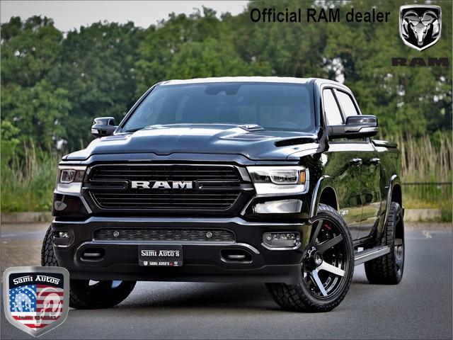 Dodge Ram 1500 SPORT AEF TOP DEAL | 5.7 V8 HEMI 4X4 | 12 INCH BEELDSCHERM | CRUISE CONTROL | STOELVERWARMING KOELING | TREKHAAK 13POL | BE