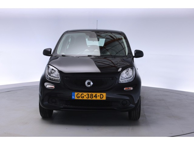 Smart Forfour 1.0 Essential Edition [Climate control Cruise control]
