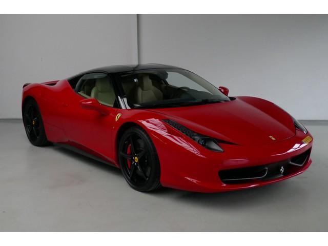 Ferrari 458 4.5 V8 Italia Carbon
