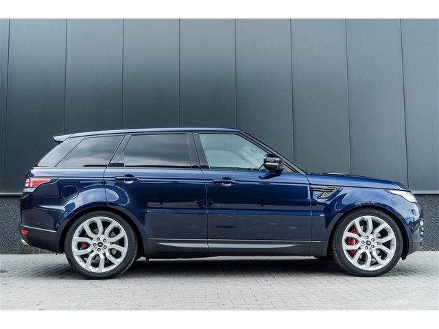 Land Rover Range Rover Sport 5.0 V8 Supercharged Autobiography 510PK Luchtv. Meridian Camera