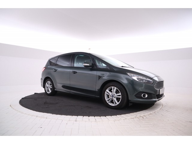 Ford S-Max 2.0 TDCi Titanium Lease Edition 7 Persoons, Navigatie