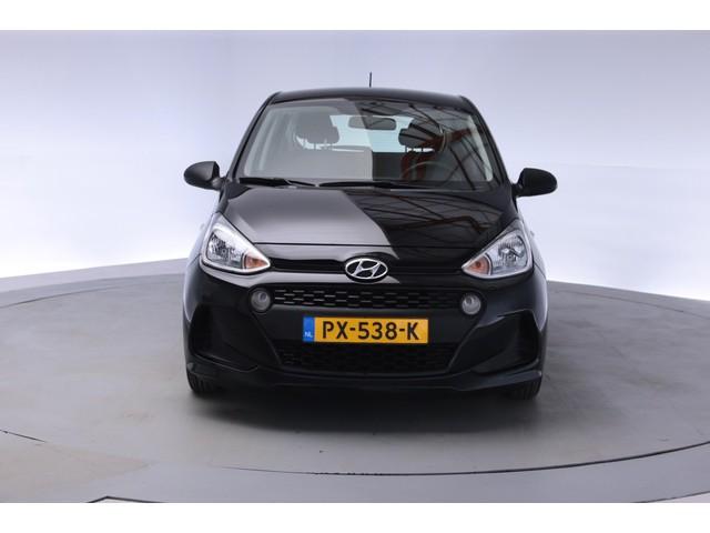 Hyundai i10 1.0i i-Motion 5Drs [Airco Audio origineel]
