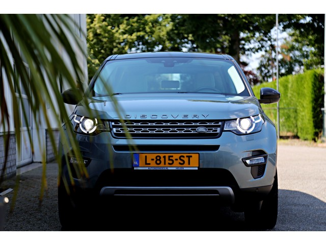Land Rover Discovery Sport 2.0 Si4 240PK 4WD HSE Aut.*Leder Navi Xenon LED Stoelverw. Stuurverw. Elek. Klep Camera Parkeersens.V+A*