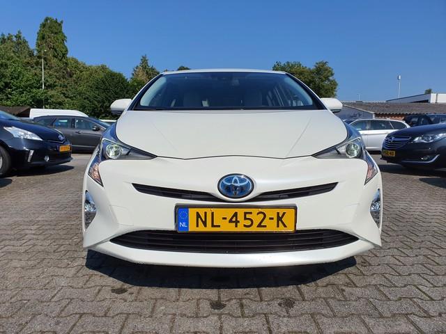 Toyota Prius 1.8 White Edition (INCL BTW) AUT. *XENON+NAVI+PDC+ECC+CRUISE*