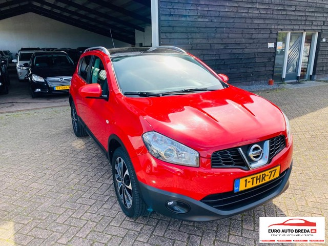 Nissan QASHQAI 2.0 All-Mode Connect Edition 4wd