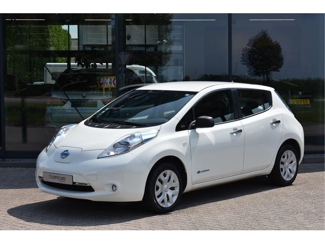 Nissan Leaf Visia 24 kWh*EX BTW* Keyless, Climate Control, Elec. Ramen