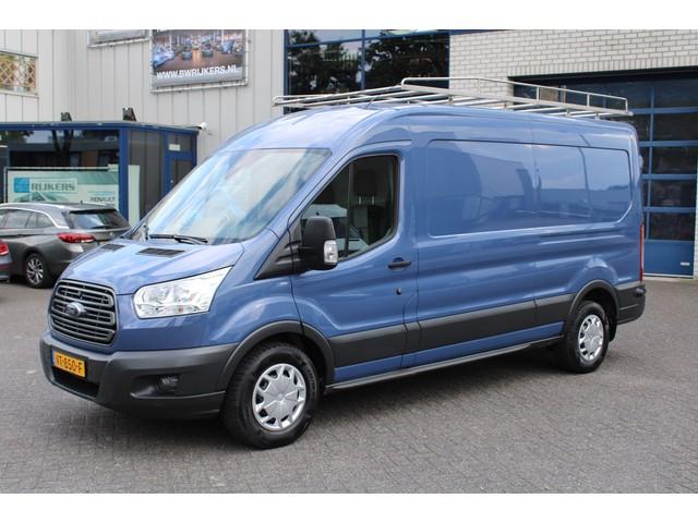 Ford Transit 350L 4x4 AWD 2.2 TDCI 155 pk L3H2 Trend Vierwielaandrijving, Navigatie, Camera, Imperiaal