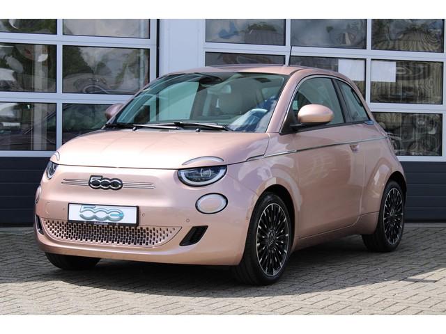 Fiat 500E 3+1 La Prima | Pack Winter | Leder | 17