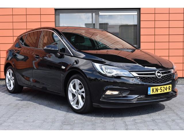 Opel Astra 1.4 Turbo 150pk Innovation Navigatie Camera