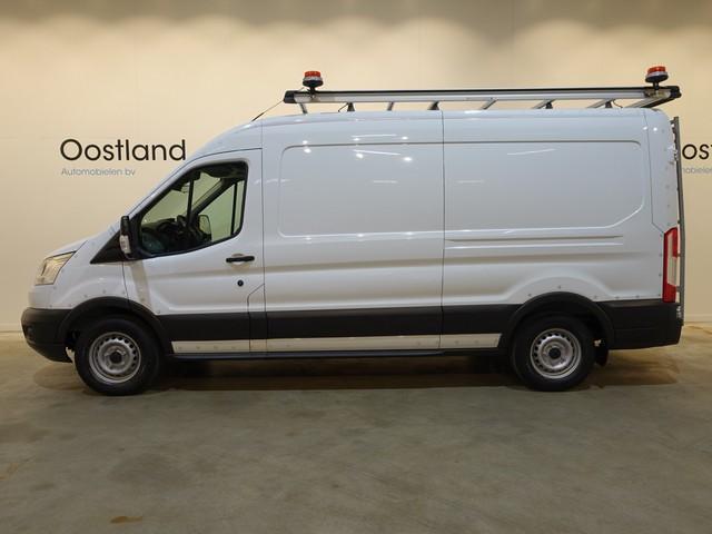 Ford Transit 2.2 TDCI L3H2 125 PK Servicebus   Sortimo Inrichting   220V.   Airco   Trekhaak 2800 KG   PDC   97.000 KM !!