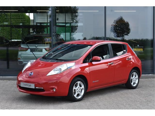 Nissan Leaf Acenta 30 kWh *EX BTW* Navigatie, Camera, Keyless, 16 Inch LM Velgen