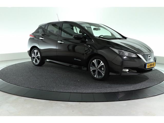 Nissan Leaf N-Connecta 40 kWh   INCL. BTW   ADAP. CRUISE   SUBSIDIE