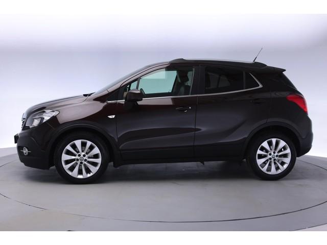 Opel Mokka 1.7 CDTi Cosmo [ Nav Leder Stuur- stoelverwarming]