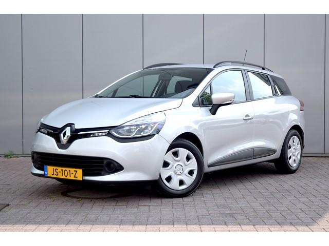 Renault Clio Estate 1.5 dCi ECO Expression Trekhaak DAB Cruise Airco Navi Elektr.Ramen Elektr.Spiegels