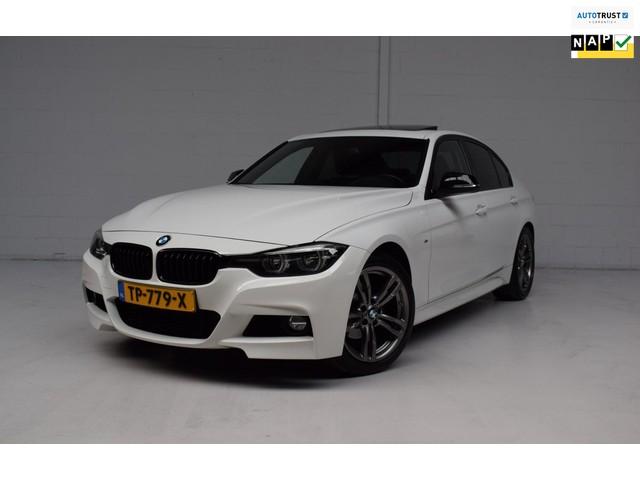 BMW 3 Serie 318i AUT M Sport Edition ORG.NED & 1eEIG, DIGITALE COCKPIT, SHADOWLINE, LEER, GROOT NAVI, LED, NAP, 18INCH