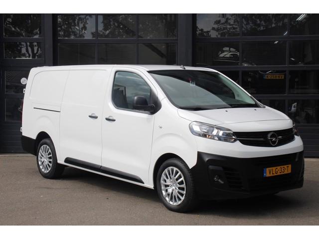 Opel Vivaro 2.0 CDTi 150 pk L3H1 XL Airco, Apple Carplay Cruise Control, Laadruimte Pakket, PDC achter