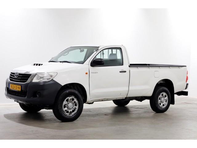 Toyota Hilux 2.5 D-4D LX 4X4 Airco 07-2014