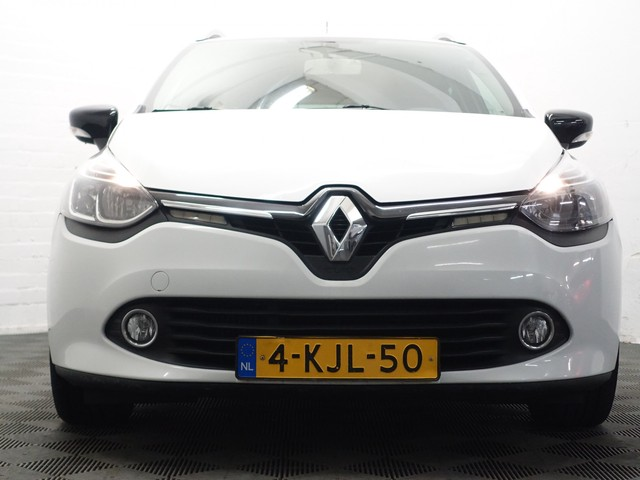 Renault Clio Estate 1.5 dCi ECO Expression - Full map Navi, Cruise, PDC, LMV