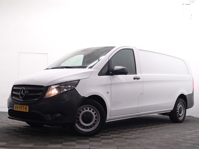 Mercedes-Benz Vito 114 CDI Extra Lang L3H1 Automaat- Achterklep, Flippers, Cruise, Airco