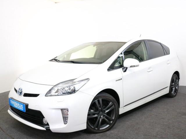 Toyota Prius 1.8 Dynamic Business - Navi - LED koplampen - trekhaak - 17