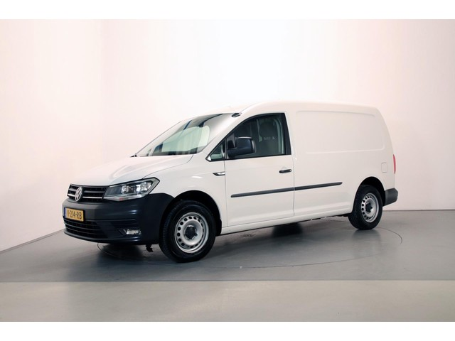 Volkswagen Caddy 2.0 TDI 102pk DSG L2H1 BMT Maxi Comfortline Navigatie Cruise Control Airco