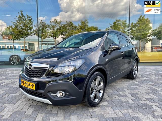 Opel Mokka 1.4 T Cosmo 140pk 18 INCH HALF-LEDER XENON CAMERA PDC
