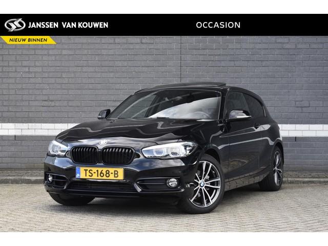 BMW 1 Serie 118i Edition Sport Line Shadow Executive BMW 118i