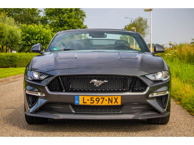 Ford Mustang Convertible 5.0 V8 GT   450 PK  