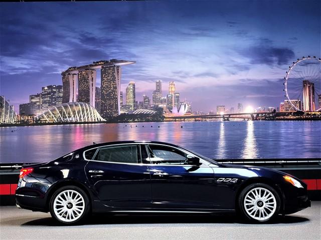 Maserati Quattroporte 3.0 S Q4 |Memory|Leder|Cam