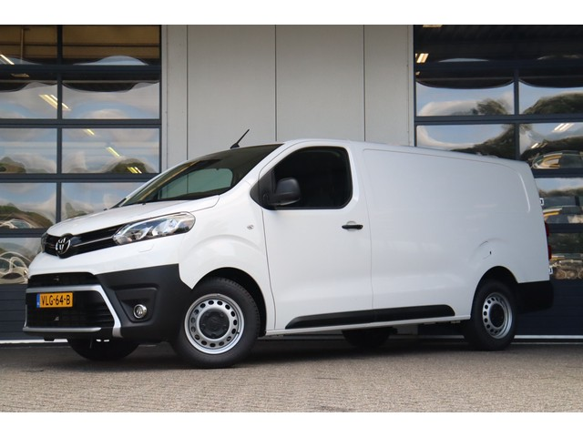 Toyota ProAce 2.0   123PK   L2H1   Camera   Airco   Apple carplay   Cruise control   3-Persoons
