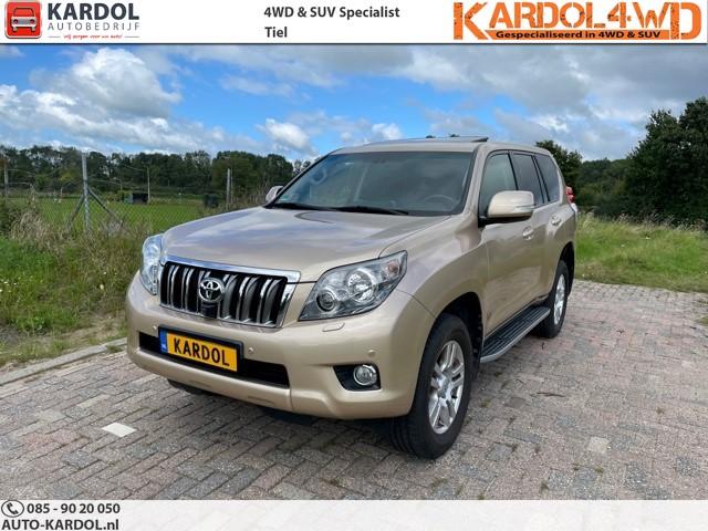 Toyota Land Cruiser 4.0 V6 VVT-i Executive 7 Persoons   Rijklaarprijs