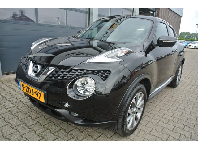 Nissan Juke 1.2 DIG-T 115pk 2WD Connect Edition