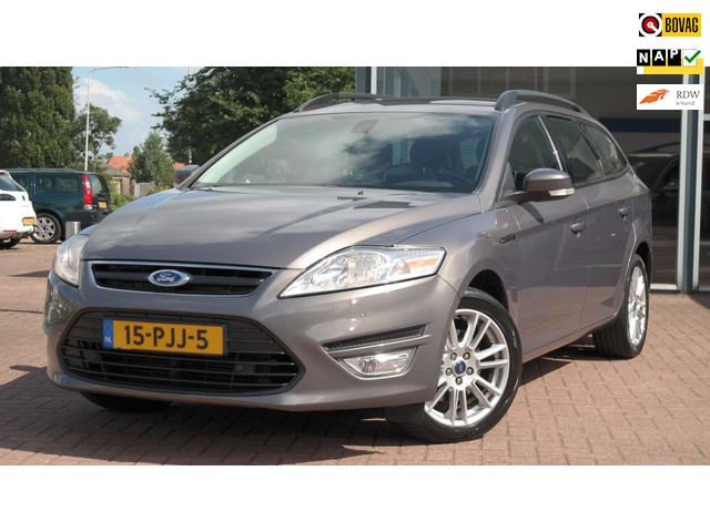 Ford Mondeo Wagon 1.6 EcoBoost Trend Business - Climate Control - Cruise Control - Elek. pakket - PDC - Trekhaak - Vol opties