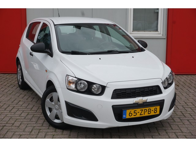 Chevrolet Aveo 1.2 LS | Airco | Cruise | NL auto
