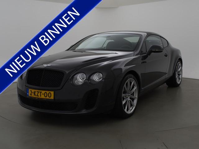 Bentley Continental GT 6.0 W12 630 PK SUPERSPORTS   € 363.210,- NIEUWPRIJS