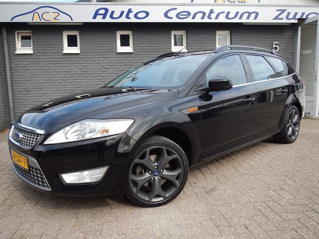Ford Mondeo WAGON 2.0 16V LIMITED navi , 18 inch, cruise control,trekhaak