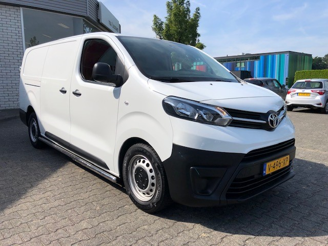 Toyota ProAce 1.6 D-4D LONG WORKER COOL COMFORT AIRCO CRUISE SIDEBARS