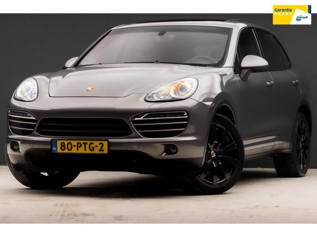 Porsche Cayenne 3.6 299Pk Automaat (SCHUIFDAK, NAVIGATIE, DIGITAL COCKPIT, LEDER, SPORTSTOELEN, STOELVERW, BOSE AUDIO, NIEUWSTAAT)
