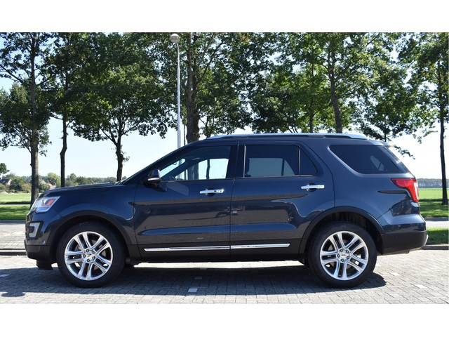 Ford Explorer 3.5 V6 Limited AWD Automaat 7-Persoons   Full options   EU Navigatie   Climate control