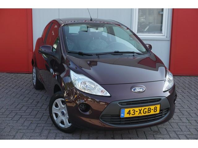 Ford Ka 1.2 Cool & Sound start stop | 44.190 km ! | NL Auto | Airco