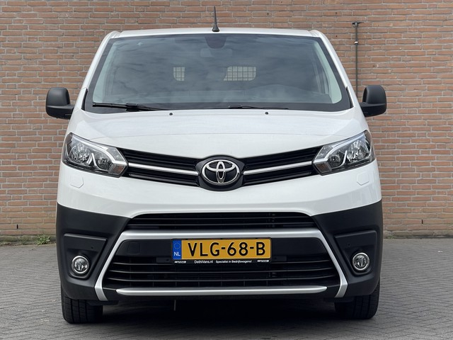 Toyota ProAce Worker 2.0 D-4D 123PK Extra Lang Nieuw Camera   Airconditioning   Cruisecontrol