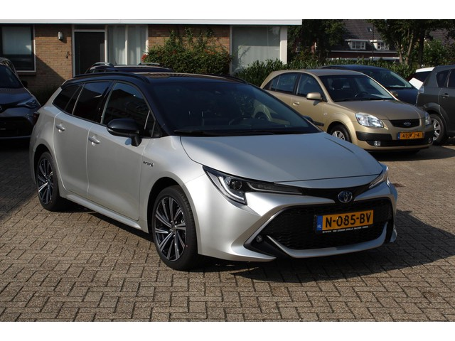 Toyota Corolla Touring Sports 1.8 Hybrid BI-TONE ELK. ACHTERKLEP STOELVERW. HEAD UP DISPLAY
