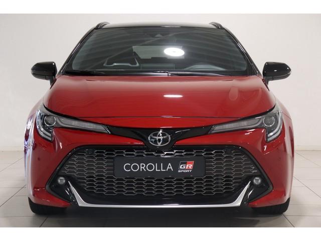Toyota Corolla Touring Sports 1.8 Hybrid GR Sport, 1e eigenaar, Unieke uitvoering