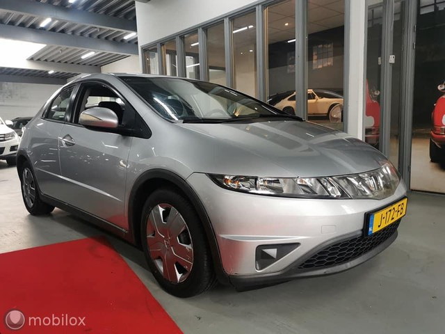 Honda Civic 1.4 Sport AIRCO ELEK PAKKET MULTIEFUNCT STUUR. NW APK