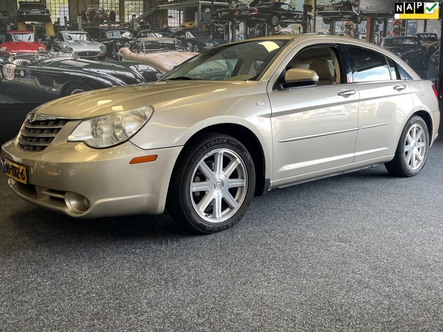 Chrysler Sebring 2.7 Limited Business Edition *automaat*lpg*
