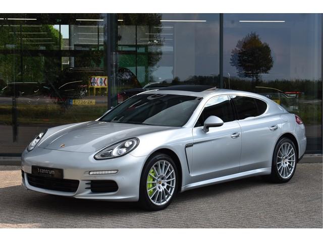 Porsche Panamera 3.0 S E-Hybrid **EX BTW** Luchtvering, Schuifdak, Leder, LED, Ad. Cruise, Stoelventilatie